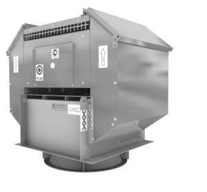 Вентилятор дымоудаления ВКРВм ДУ