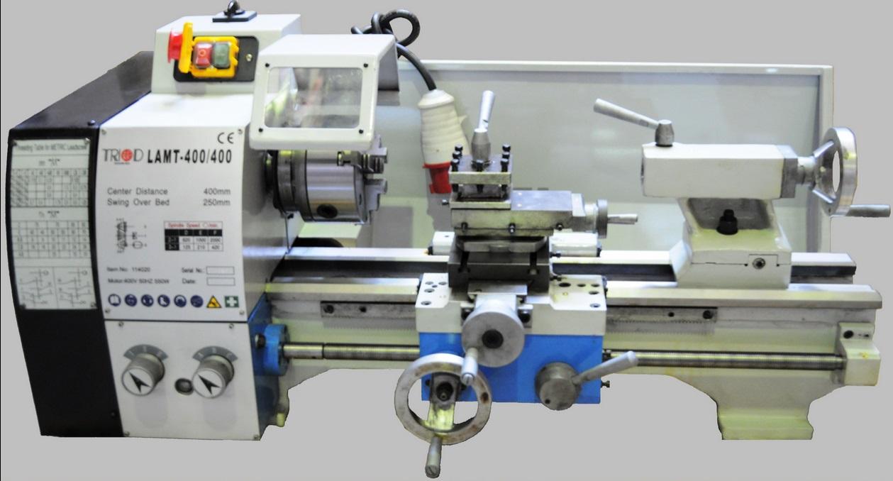 Токарный станок LAMT-400400